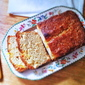 Cardamom & Orange Syrup Loaf Cake