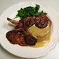 Restaurant Quality Pork Chops with Shiitake Mushrooms