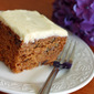 Old Fashioned Carrot Cake with Cream Cheese Frosting
