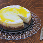 Meyer Lemon Cheesecake