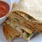 Italian Chicken Quesadillas
