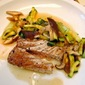 Pan-Seared Tuna with Stir-Fried Vegetables