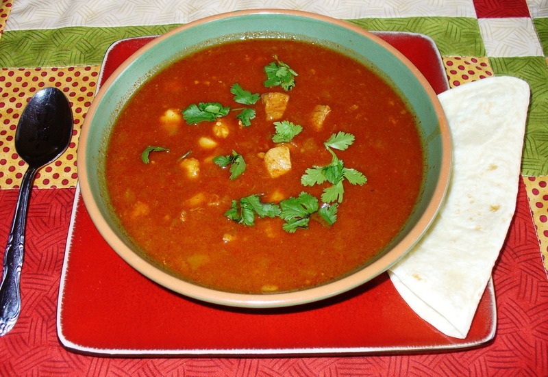 Mexican Pozole I (Posole)