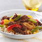 Saucy Pepper Steak