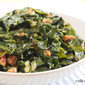 Quick-Braised Collard Greens Recipe
