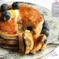 Yogurt Blueberry Pancake Soufflé – Low Calorie