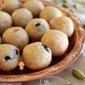 Rava Laddu with Condensed Milk   Rava Ladoo with Milk Maid   Sooji Laddu