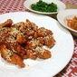 Korean Spicy Boneless Chicken