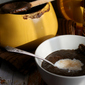 Øllebrød (Danish Rye Porridge) or Ale and Bread Soup inspired by Babette's Feast {food 'n flix}