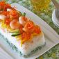 How to Make Sushi Cake - Video Recipe