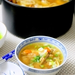 Chinese Chicken Herbal Soup