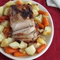 Tomtato Roasted Pork Loin