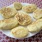 Almond Milk Pancake