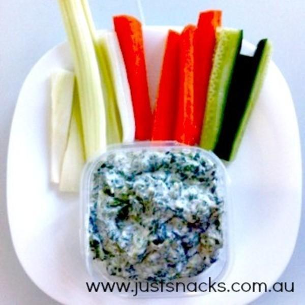 Spinach Dip Recipe