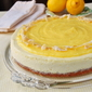 Ultimate Lemon Mousse Cheesecake