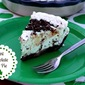 St. Patrick's Day Mint Chocolate Chip Ice Cream Pie