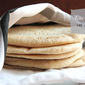 Pita Bread Made on Stove + Minted Cards Review