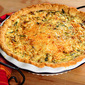 Leek and Bacon Quiche and a Collection of Savory Pies