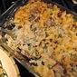 Tuna-Noodle Casserole with Mushrooms and Mascarpone