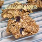 Banana Oatmeal Cookies - sugar, flour, and egg free!