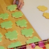 Mary's Sugar Cookies*