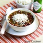 Slow Cooker Red Beans and Rice Soup
