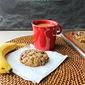 Blackberry Oatmeal Breakfast Cookies