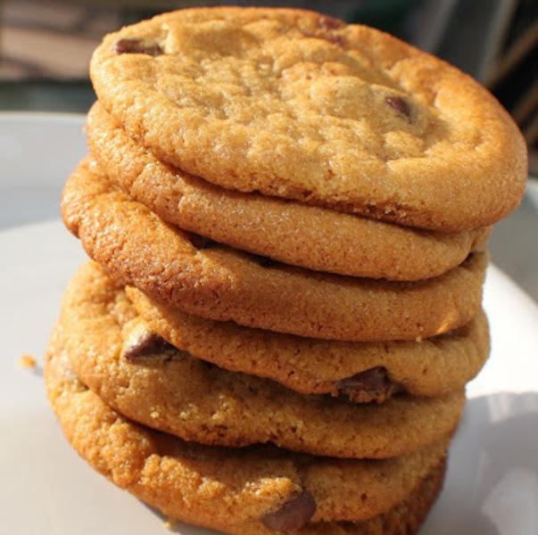 Irish Cream Chocolate Chip Cookies