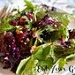 Beet & Goat Cheese Salad with a Blood Orange Vinaigrette