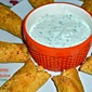 Baked Confetti Chicken Taquitos with Cilantro-Lime Ranch...Featuring Heart Healthy Mazola Corn Oil