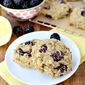 Lemon Blackberry Breakfast Cookies (Gluten, Egg, and Dairy-Free) + Why I'm Going Gluten Free