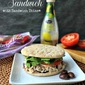 Tuna Nicoise Sandwich with Sandwich Thins® and a Giveaway!!