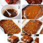 Salted Pretzel Caramel Brownies