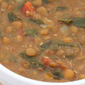 Lentil Soup with Spinach, Tomatoes, and Cumin (Vegan, Gluten-Free)