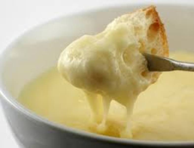 Mitch's Cheese Fondue