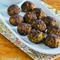 Ottolenghi's Turkey-Zucchini Meatballs with Tzatziki Sauce and Sumac (Low-Carb, Gluten-Free)