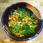 An Exotic Carrot Salad
