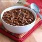 Maple Spice Boston Baked Beans