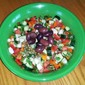 Mediterranean Monday – Middle Eastern Chopped Salad