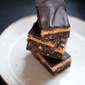 Oh Happy Day: Peanut Butter Nanaimo Bars