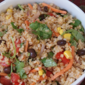 Healthy Mexican Grain Salad