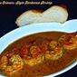 Cookbook Spotlight: Waters Fine Coastal Cuisine...Featuring New Orleans-Style Barbecue Shrimp