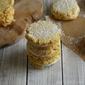 Lemon Cornmeal Sandwich Cookies #SundaySupper