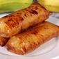 Sweet Turon (Banana Rolls)