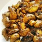 Pepper Mushroom Fry