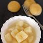 Ginataang Kamoteng Kahoy (Cassava in Coconut Cream)