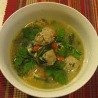Suppa di matrimonio Italiano ( Wedding Soup)
