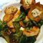 Orange Chicken with Broccoli