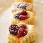 Lemon-Berry Tartlets {Wyman's of Maine}