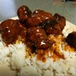 Spicy Sweet n' Sour Meatballs